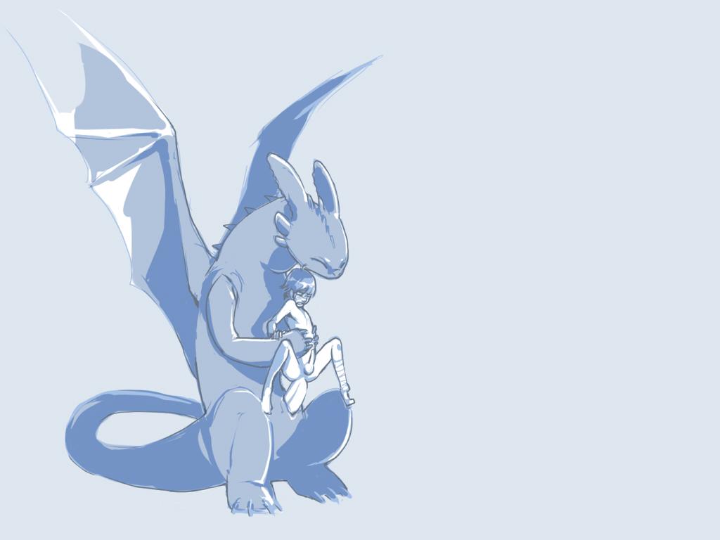 to train sex your stories how dragon Demonion 2 ~maou to sannin no joou~