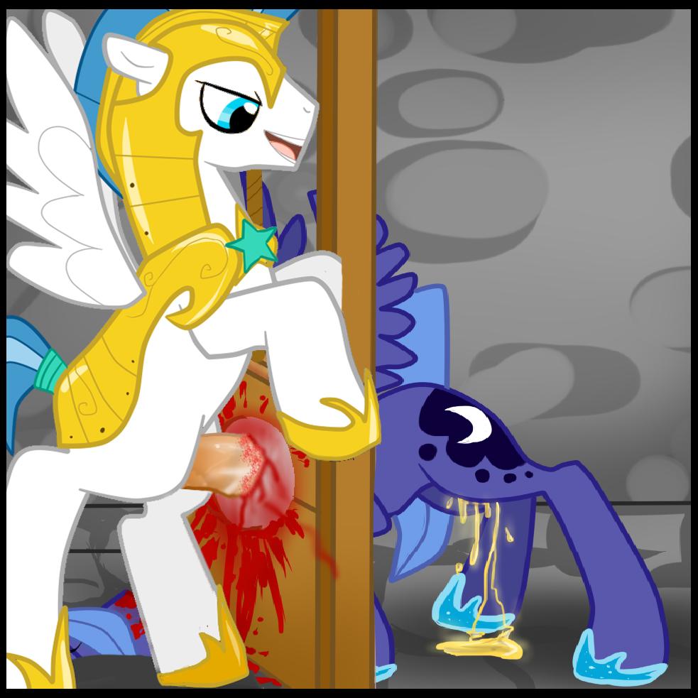 pony princess ember my little Rule 63 kill la kill