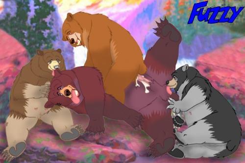 bears number freddie fast pizza Aku no onna kanbu 3