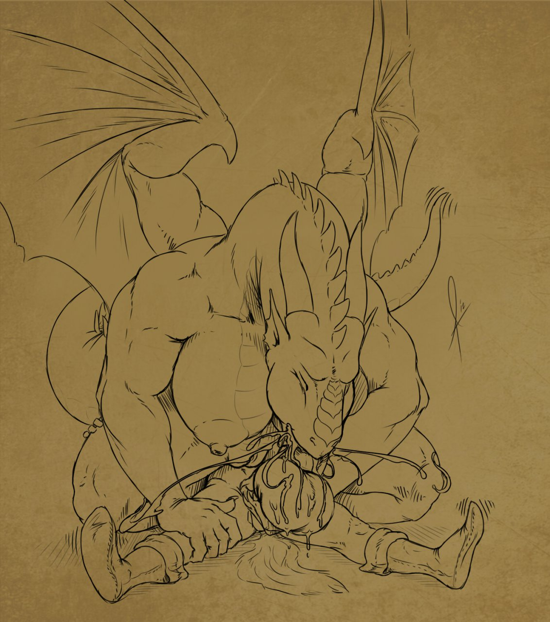 dragons here be e621 there Naruto and daughter lemon fanfiction