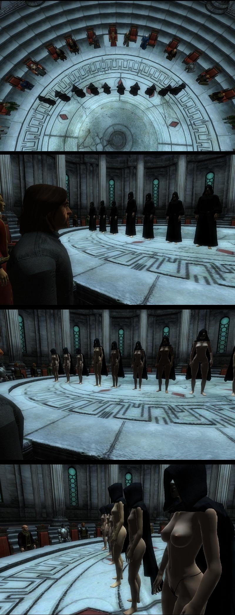 drool comeback rule girls boys Resident evil 5 nude mods