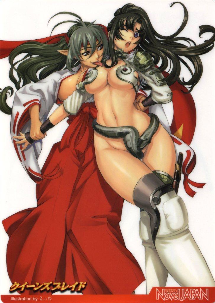blade: queens unlimited Dragon ball z xxx com