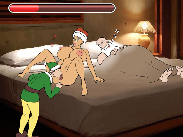 meet mrs fuck claus n Fenoxo trials in tainted space