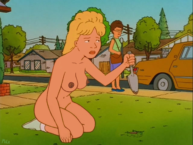 the hill of king naked Lois from family guy naked