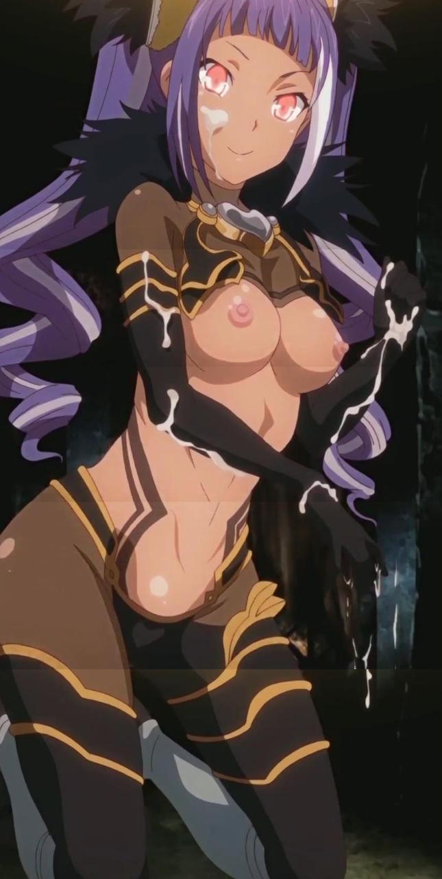 motomete hikari rance: o Akiba's trip: undead & undressed nude
