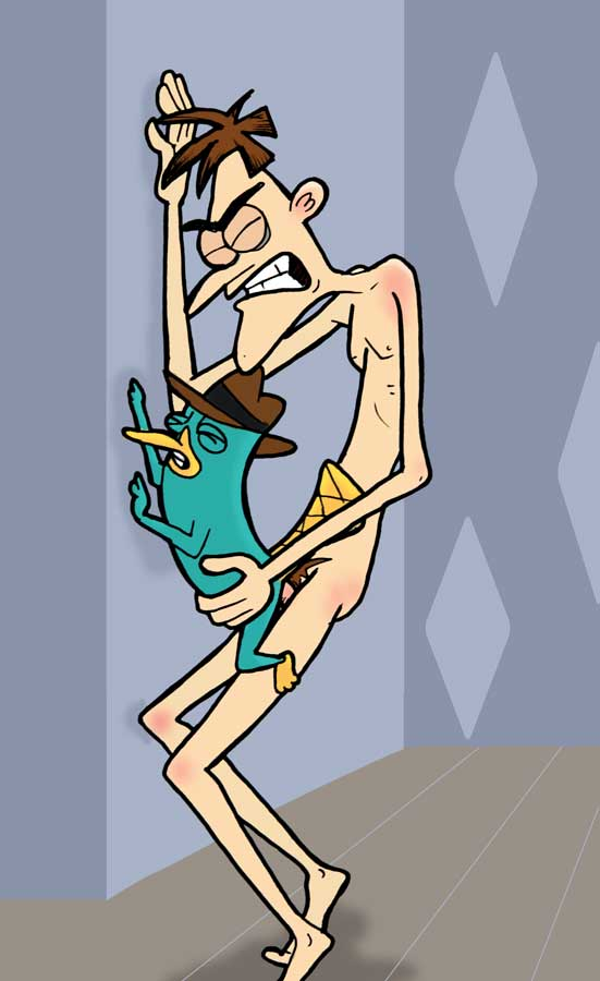 ferb nude phineas platypus and Metal gear solid 3 time paradox
