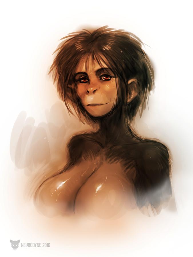 the of planet xxx apes Yo-kai watch venoct