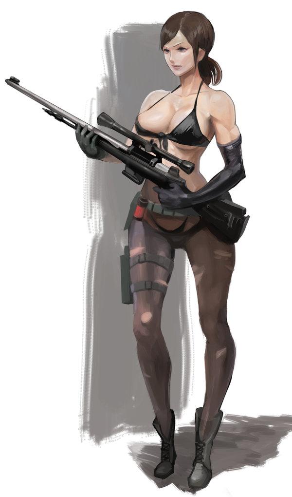 gear) quiet (metal Akame ga kill mine naked