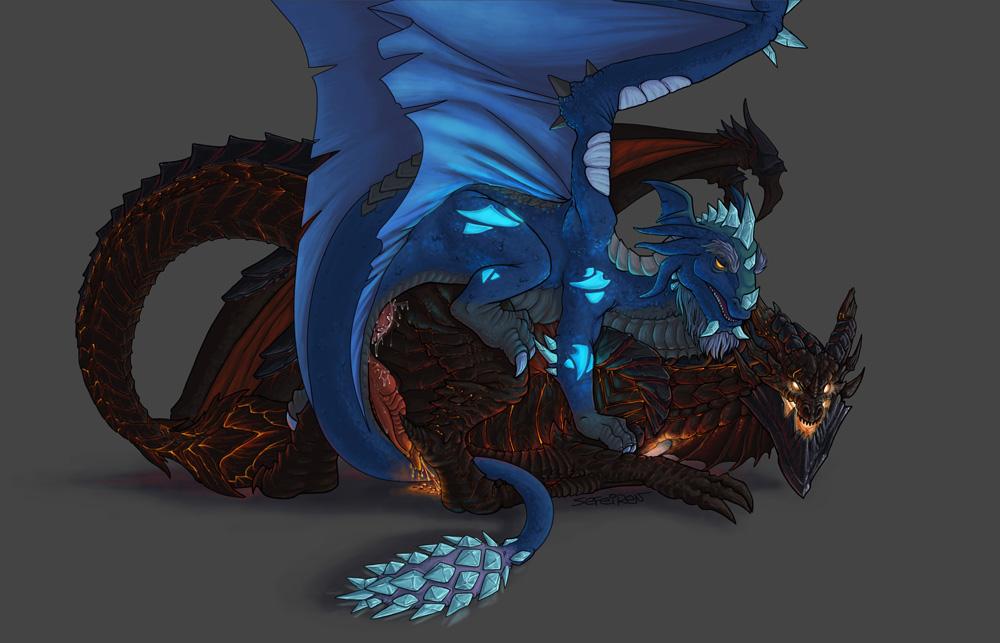 borean dragonflight tundra blue the Campione!: matsurowanu kamigami to kamigoroshi no maou
