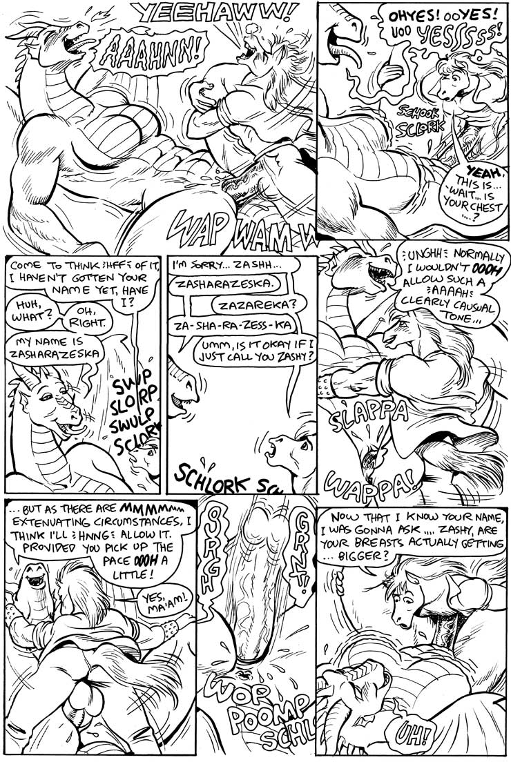 be e621 dragons here there Lewdlab - dreams of desire