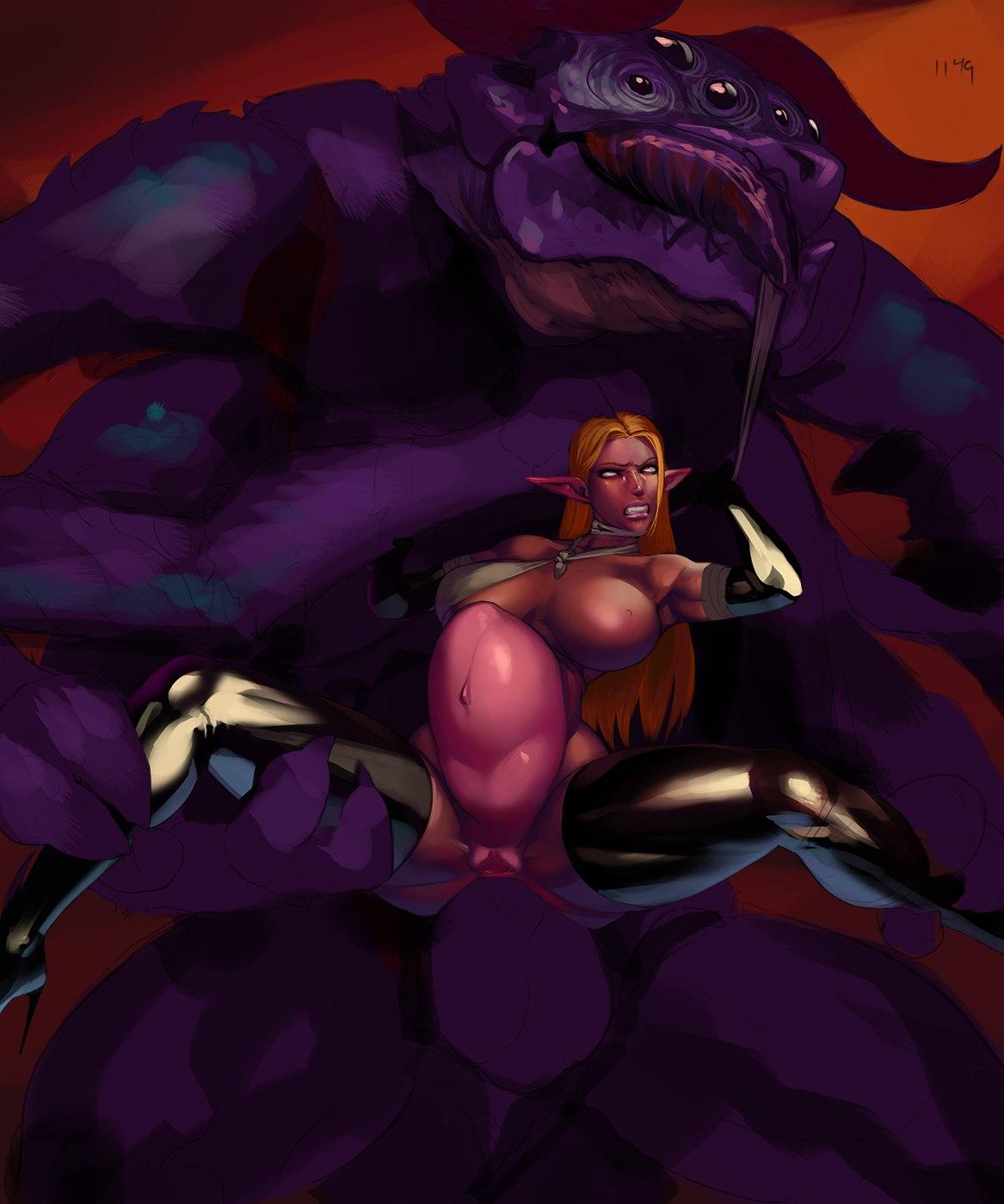 webtoons queen mage demon and Avatar legend of korra porn