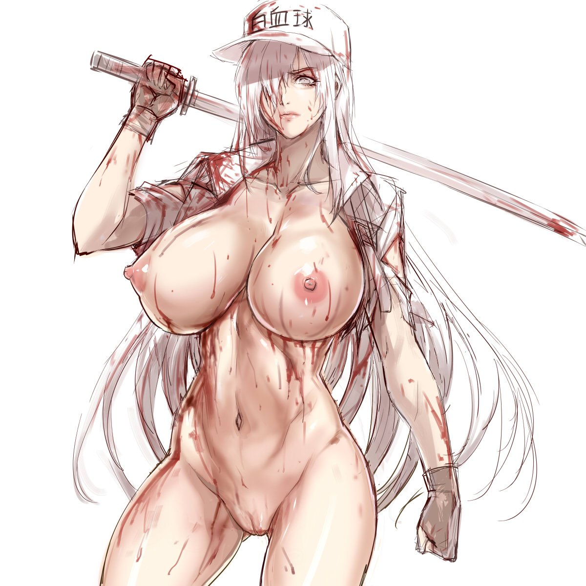 red cell blood Half life 2 nude mods