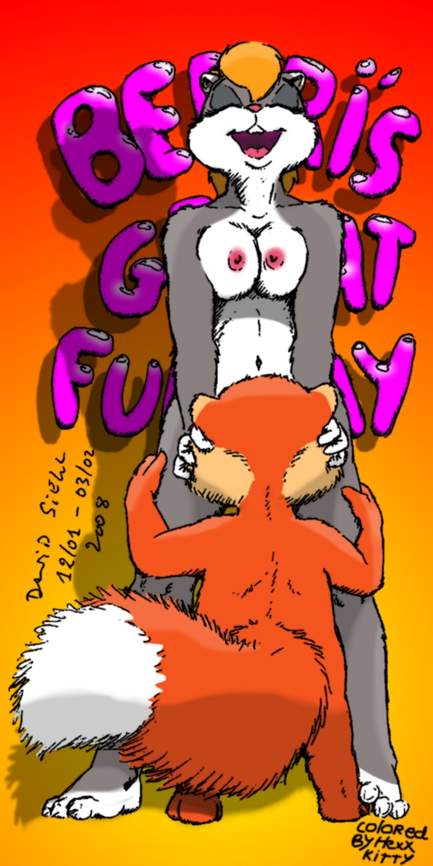 day berri conker's bad fur Leithan trials in tainted space