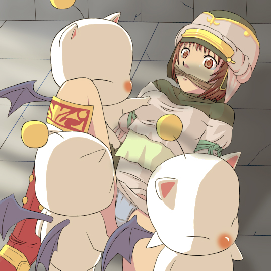 and gagged underwear bound in Seven deadly sins what is gowther