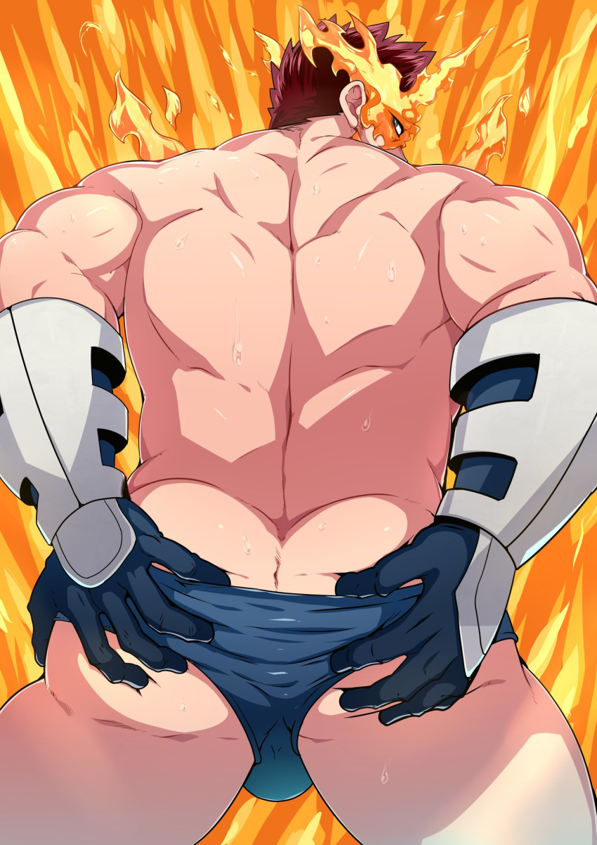 hero boku no academia muscular If it exists there's p of it