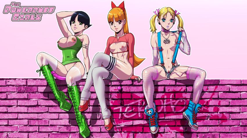 broke 2 girls Oshiete galko-chan!