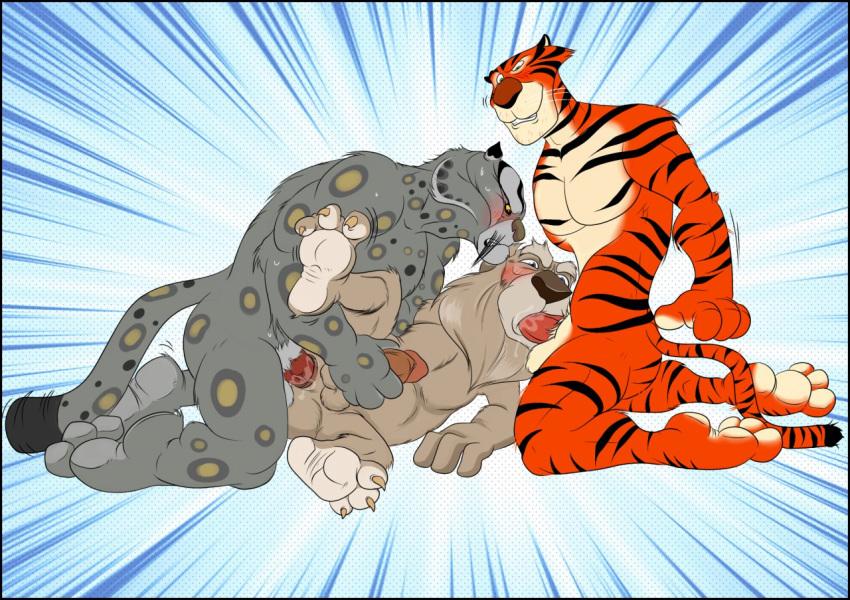 fu mae kung mae panda Fnaf toy chica fan art