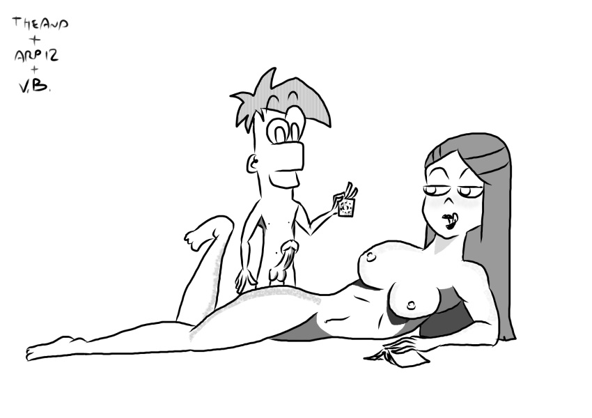 porn phineas ferb and parody Star vs the forces of evil porn gif