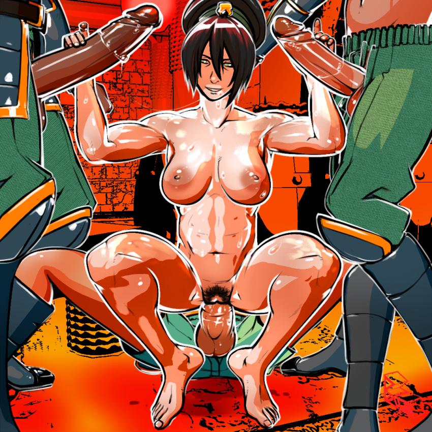 korra weight gain of legend Sunohara sou no kanrinin-san