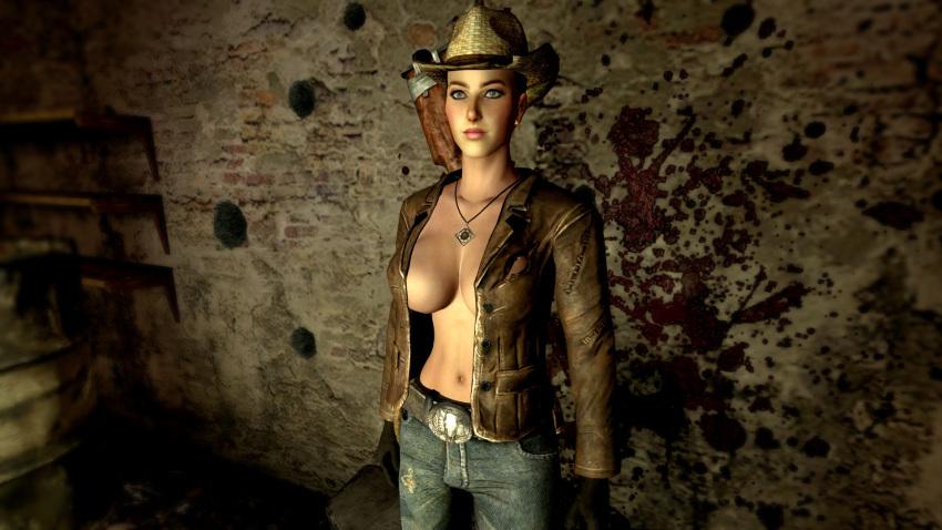 fallout valentine new jill vegas Toy chica x mangle sex