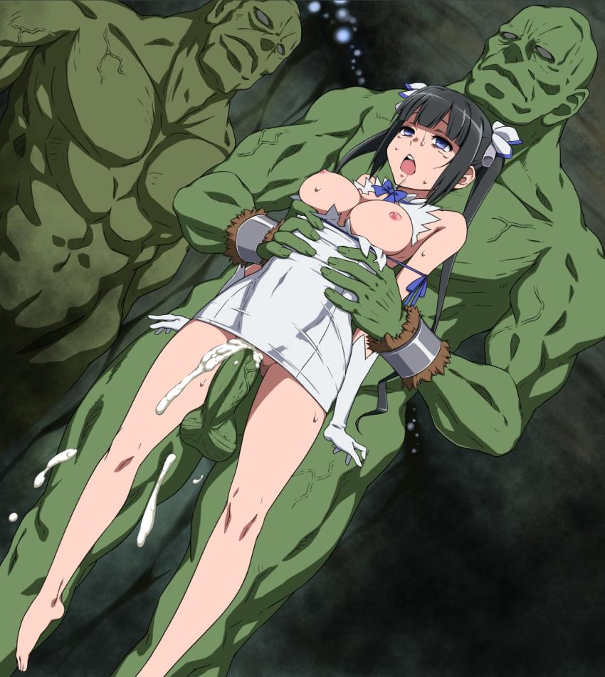ni no wa dungeon wo motomeru deai Shigokare ecchi na joshi daisei to doki