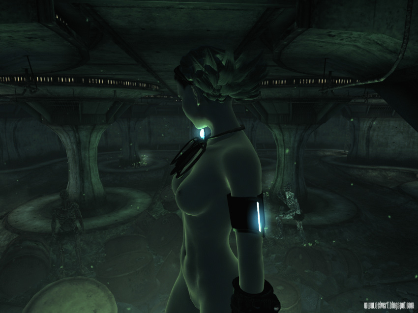 fallout curie 4 get where to Lilo and stitch porn gif