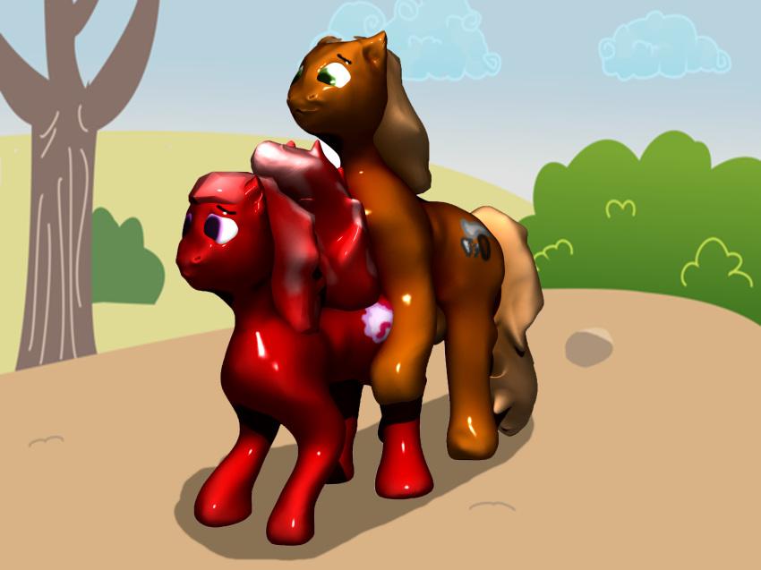 pony runsammya 3d little my Where is aurelia borderlands 3