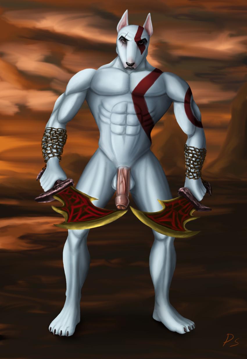 nude god of 3 war Midna human form full body