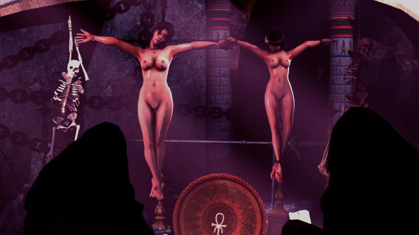 croft and nishimura lara sam Dead or alive xtreme 2 pole dance
