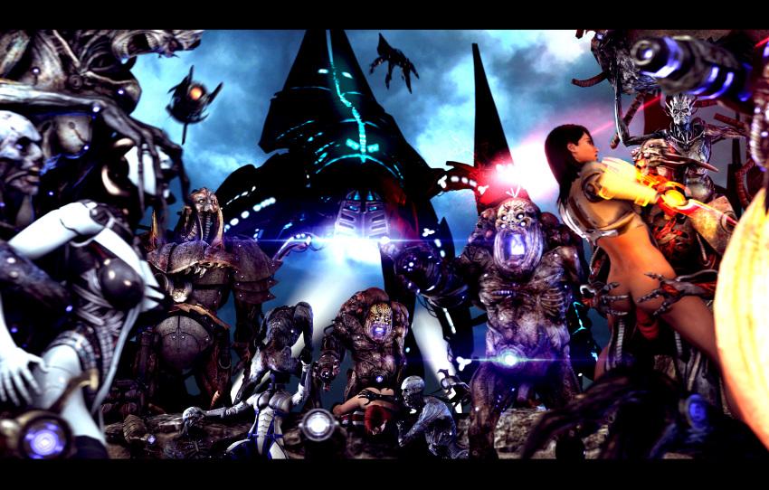 mass help 2 legion effect Amano megumi is full of openings