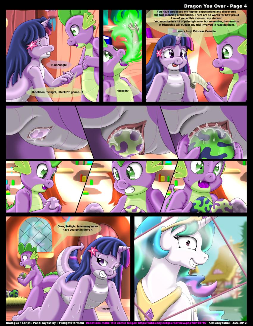 little my magic pony friendship is spike tlckle Corruption of champions minotaur blood