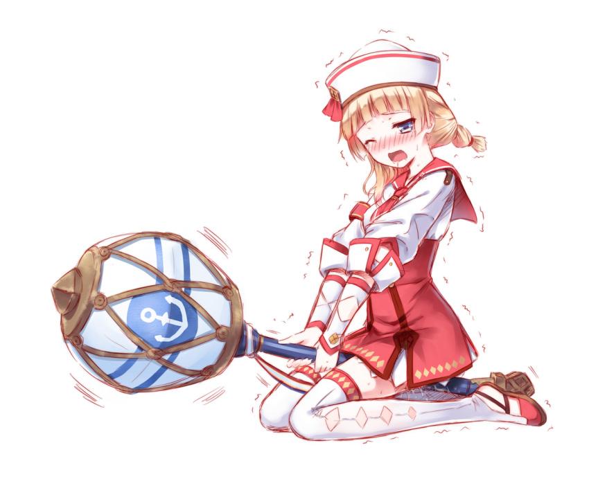 stories felyne monster hunter barrel Uchi no maid ga uzasugiru shikimori