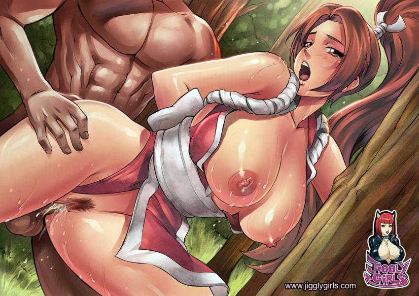 of ralf king fighters jones Liru: wolf girl with you