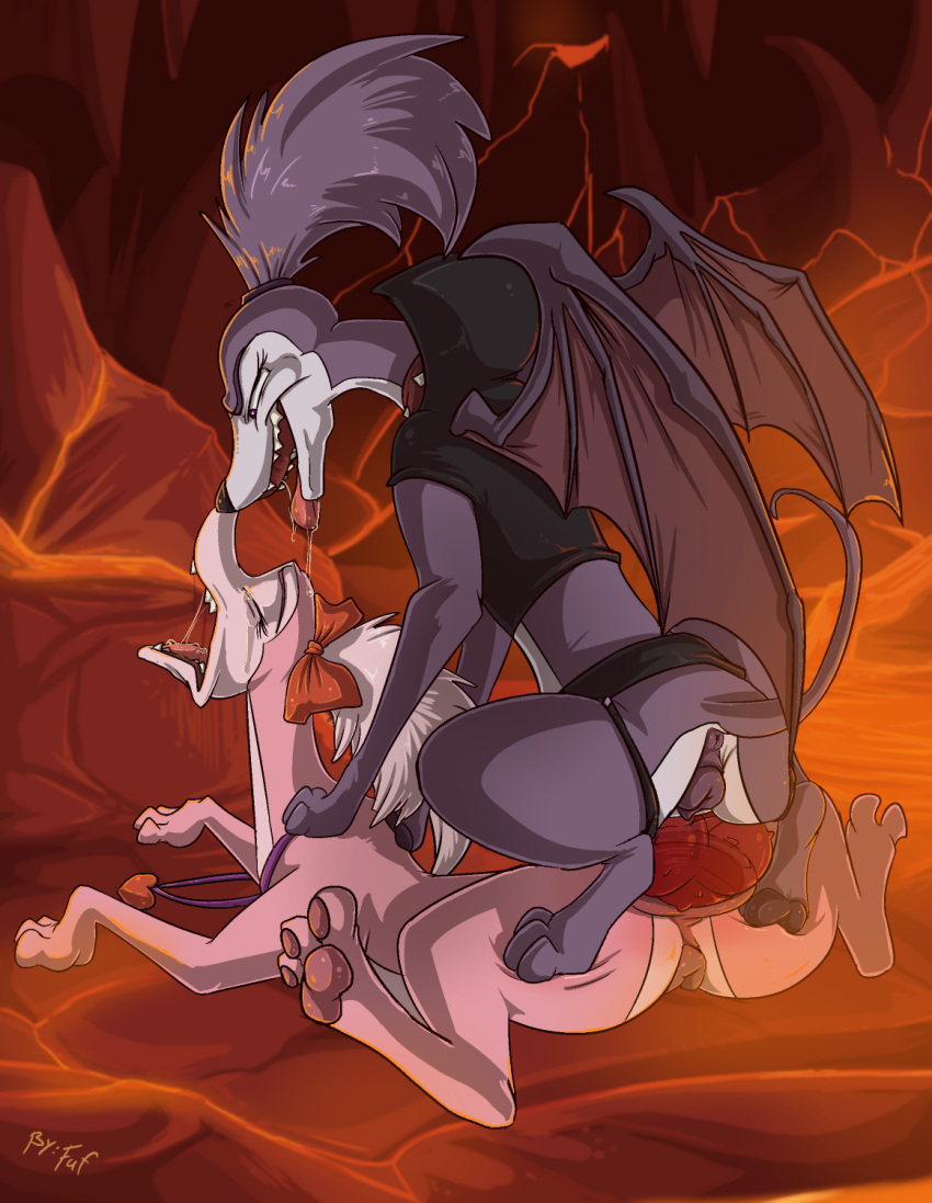 all 2 heaven go red dogs to Brandy and mr whiskers vore