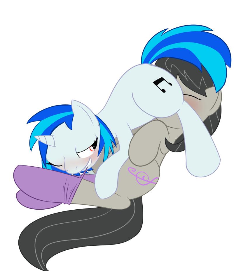 scratch vinyl little my pony My little pony unicorn base