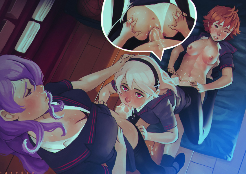 emblem female corrin fire hentai Black rock shooter game characters