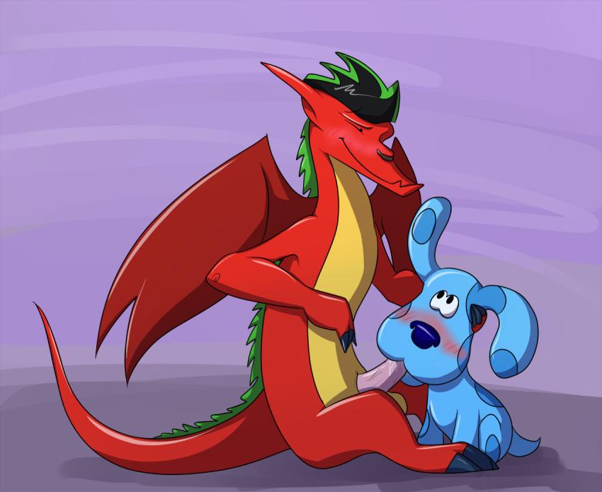 berry blue dragon sky fruit Fate grand order dragon fang