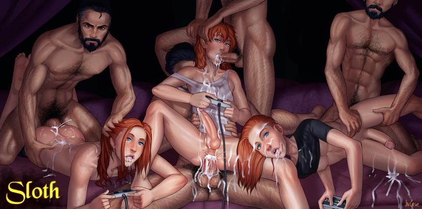 deadly sins nude 7 merlin Goblin slayer rape scene manga
