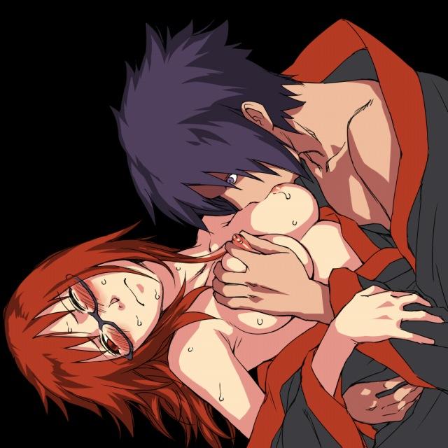 sasuke naruto x sai x Detroit become human chloe nude