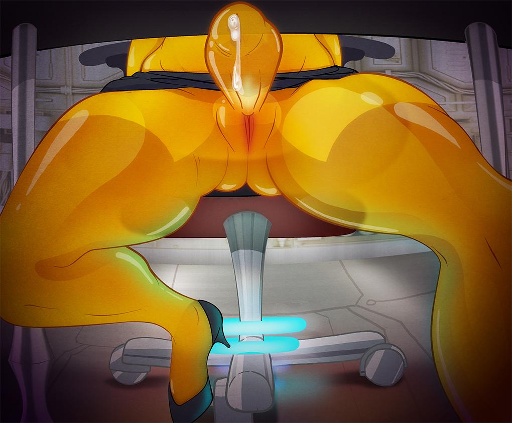 amara trials tainted in space Sym-bionic titan hentai