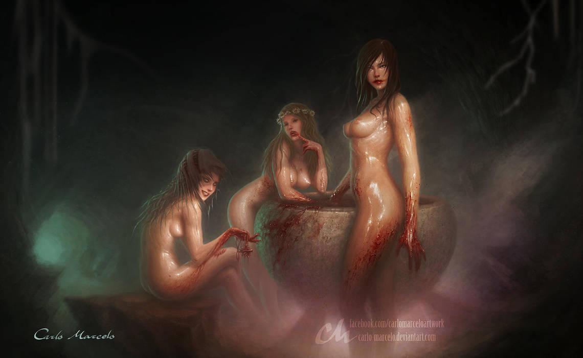 the 2 witch divinity radeka Doki doki literature club natsuki hentai