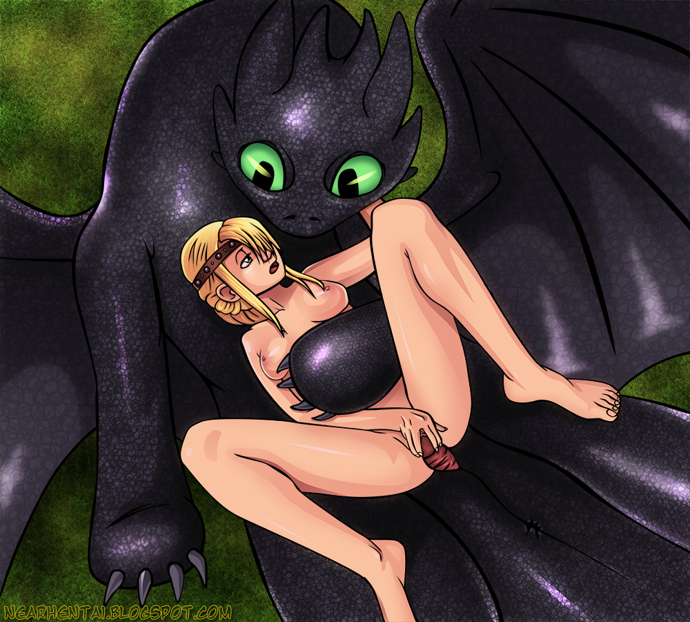 dragon your 3 to train how astrid Fumio_(rsqkr)