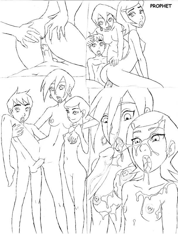 porn gwen 10 ben from Naruto and female haku fanfiction