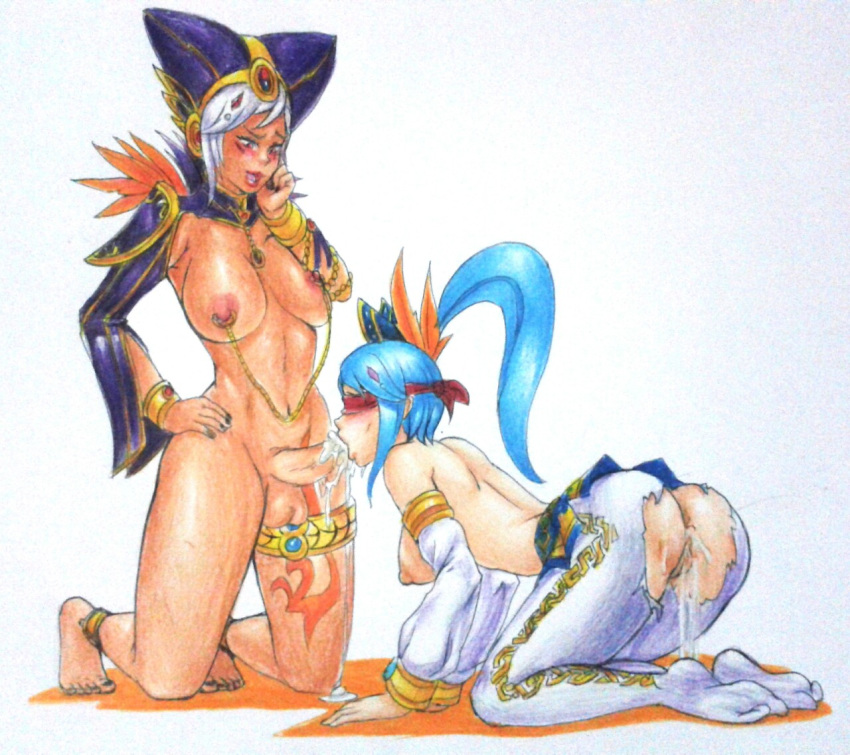comic legend sex of zelda Kuroinu kedakaki seijo wa hakudaku ni somaru claudia