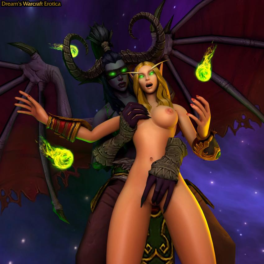 blood metamorphosis hunter demon elf Shira blade of the immortal